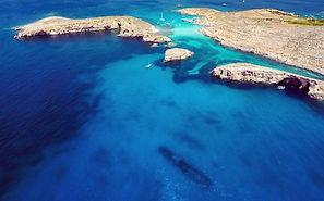 COMINO LAND WRECK EPAVE SITE PLONGÉE DIVE SITE - French Touch Diving Centre Plongée à Malte Gozo - Scuba Diving Dive Center Malta Gozo