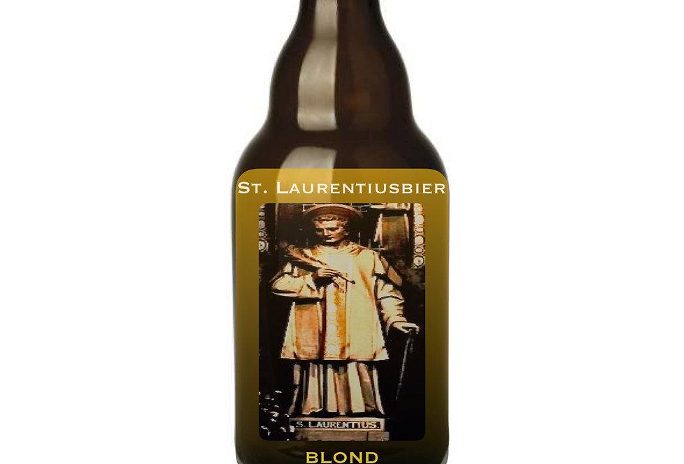 St. Laurentiusbier - Blond