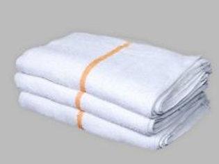 100% Economy White Cotton Bar Mop 16x19