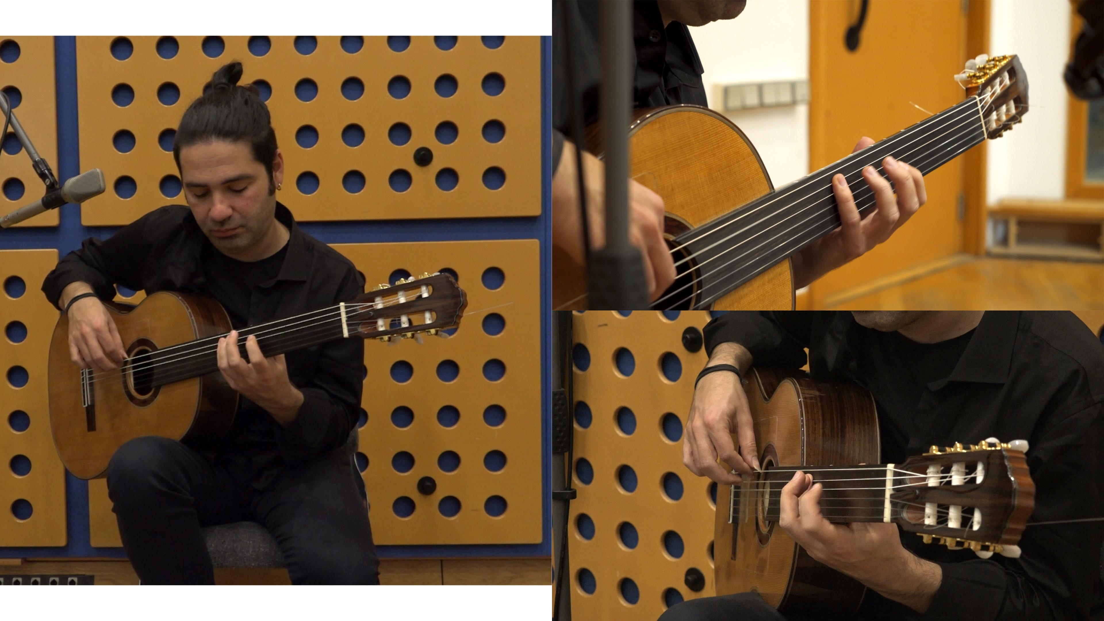 Serhan Yasdıman (fretless guitar)