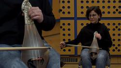 Neva Özgen (three-stringed kemençe)