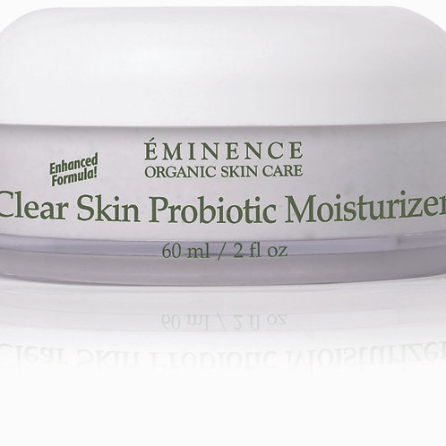 Clear Skin Probiotic Moisterizer 60ml