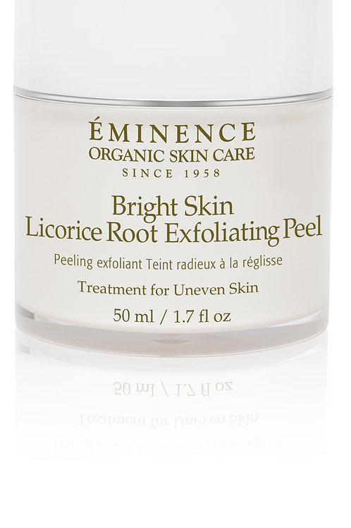 Bright Skin Licorice Root Exfoliating Peel 50ml