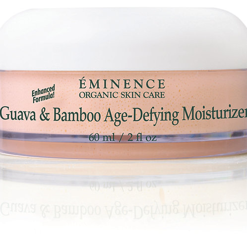 Guava and Bamboo Age - Defying Moisterizer 60ml