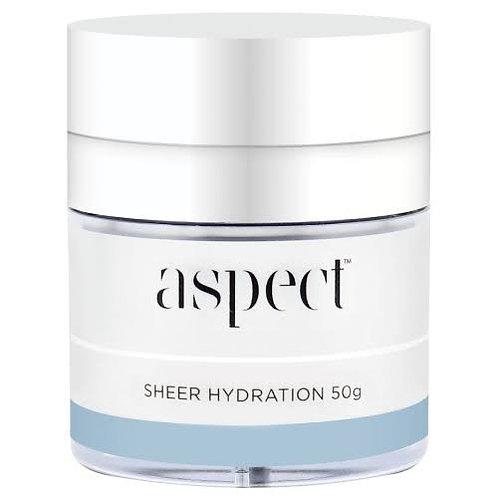 Aspect - Sheer Hydration Moisturiser - 50g