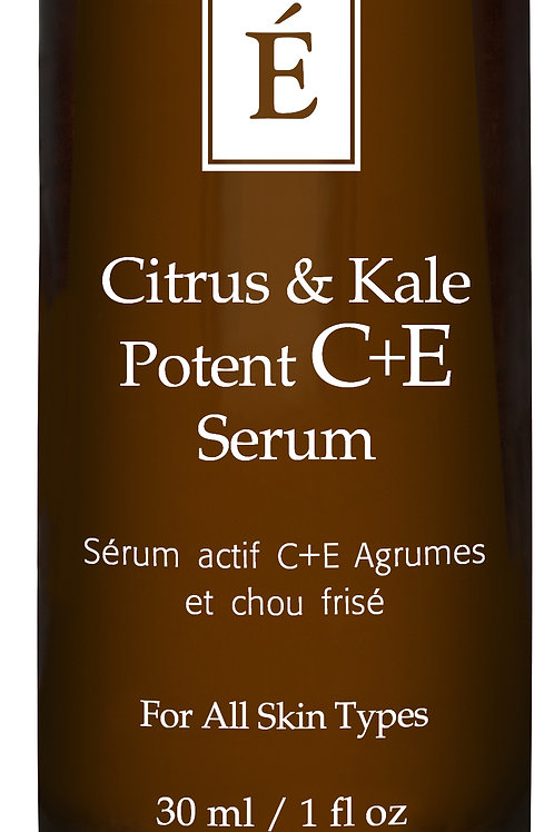 Citrus and Kale Potent C+E Serum 30ml