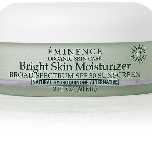 Bright Skin Moisterizer SPF 30 60ml