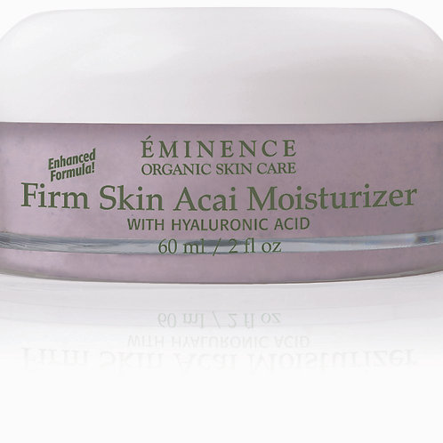 Firm Skin Acai Moisturizer 60ml