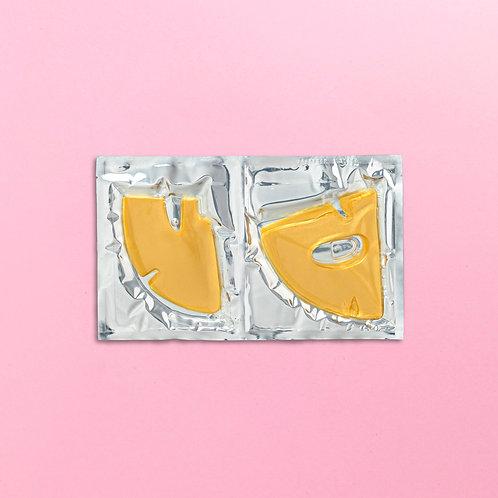 Gold Collagen Face Mask 2 pack