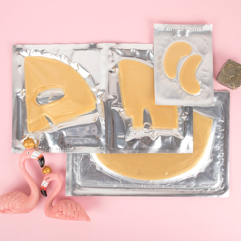 Crystal Collagen Face Mask Collection 2 pack