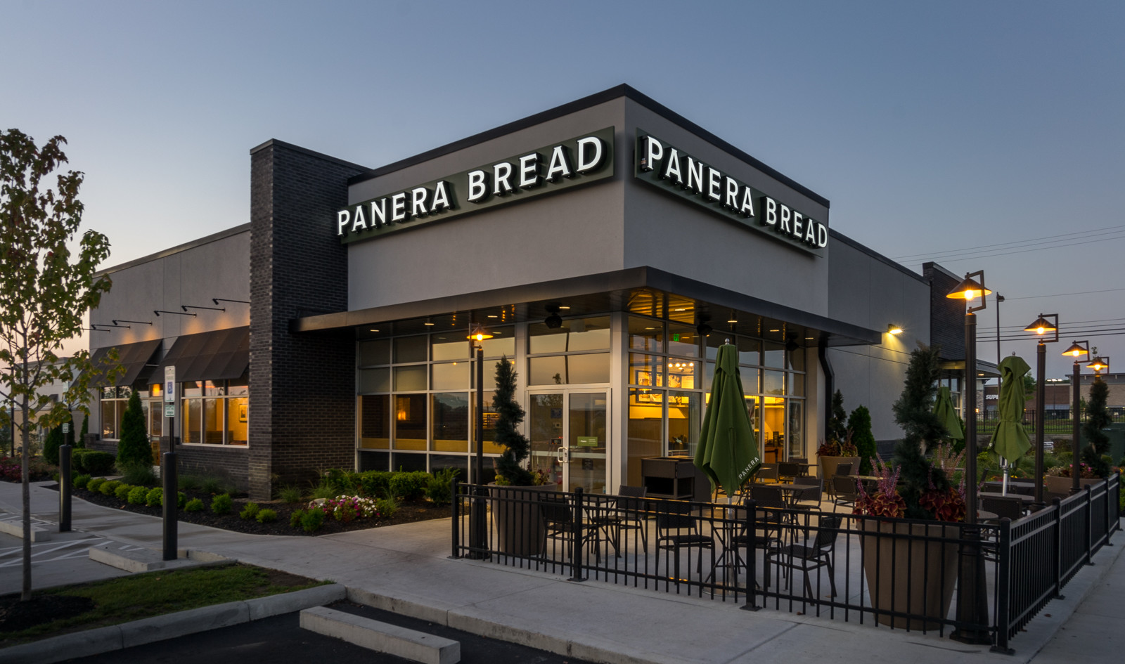 Berger Construction Ohio Panera Build We