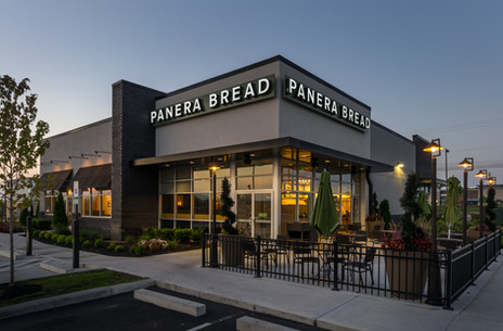 Berger Construction Ohio Panera Build We