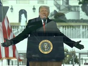 Fallbeispiel für den Instabilen Realitätsbezug: Donald Trump