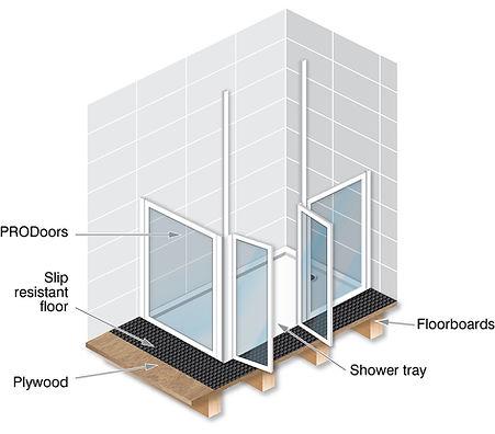 Installation Shower Tray MOD 3 Post Image
