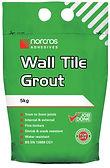 Norcros Wal Tile Grout bag
