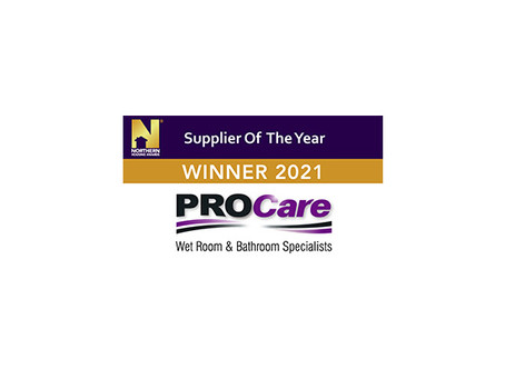 Supplier of the Year - Northern Housing