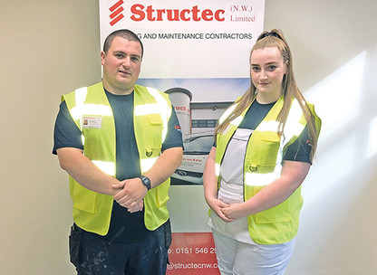 Paige Riley Joins the Structec Workforce