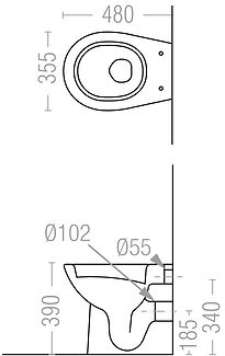4071-Back-To-Wall-Standard-Dimensions-v1