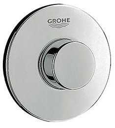 Grohe WC vanity unit push button