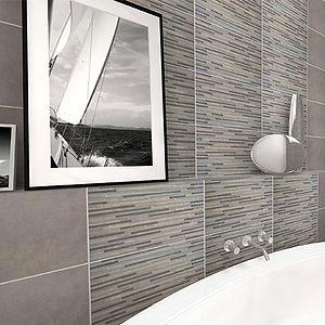 Protile bathroom tiles roomset
