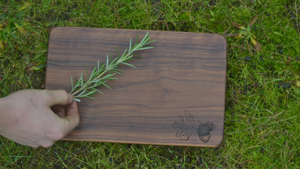 Lovejoy Cutting Board