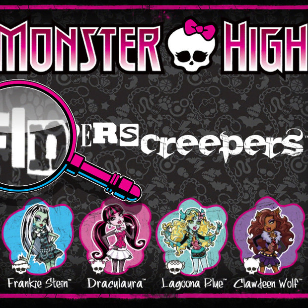 Monster High Finders Creepers