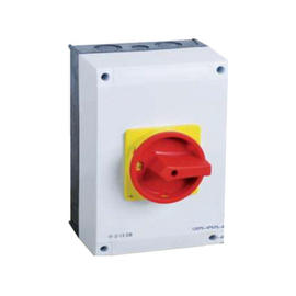 Motor Isolator Plugs & Sockets