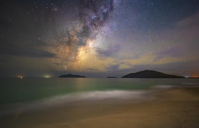 Milky Bennett's Beach