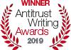 Antitrust Writing Awards winner 2019