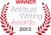 Antitrust Writing Awards winner 2015