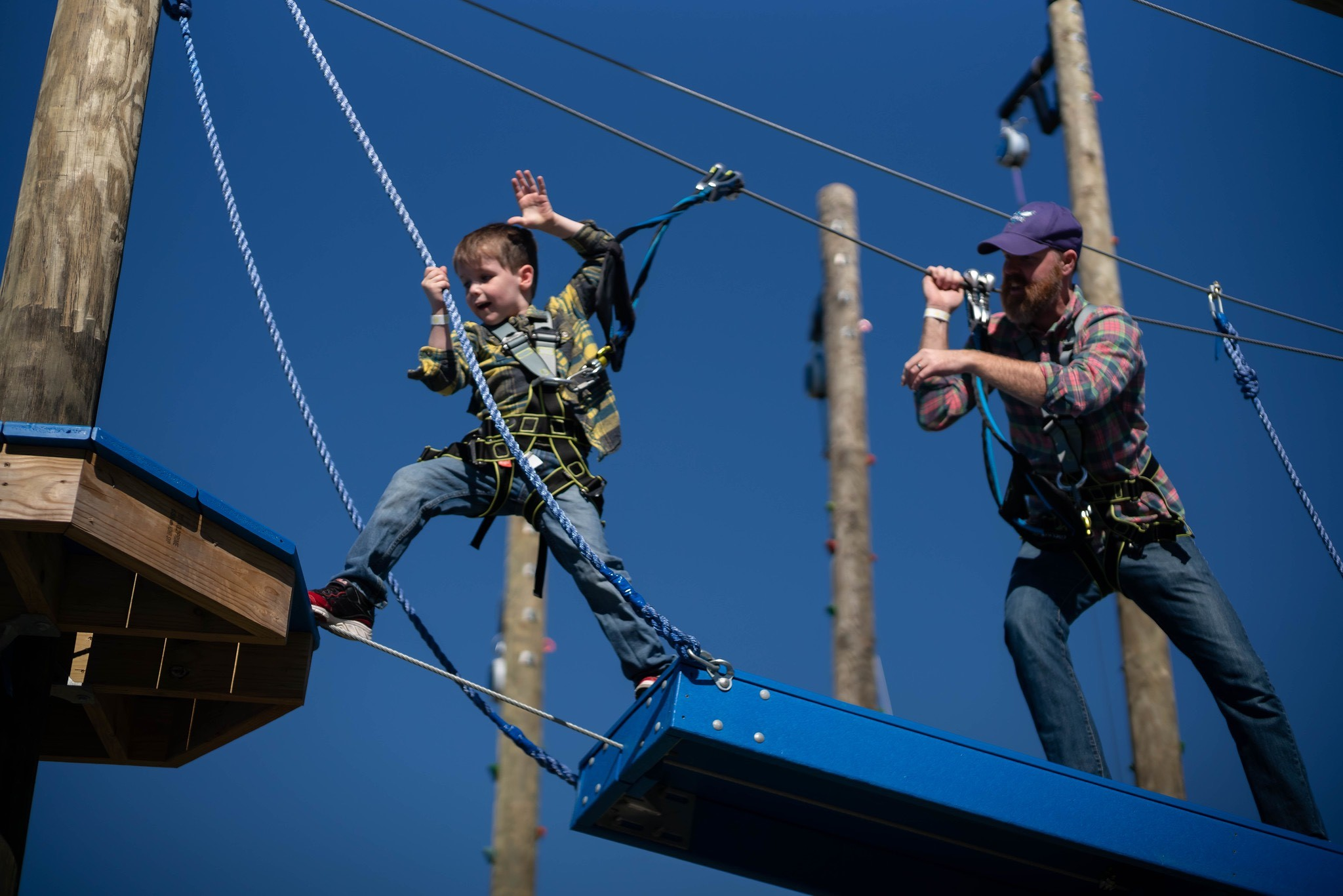 Ropes Course & Zip-Line