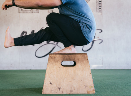 Single leg Strength training