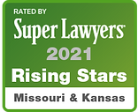 Rated by Super Lawyers 2021 Rising Stars