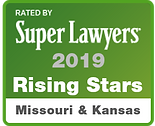 Rated by Super Lawyers 2019 Rising Stars
