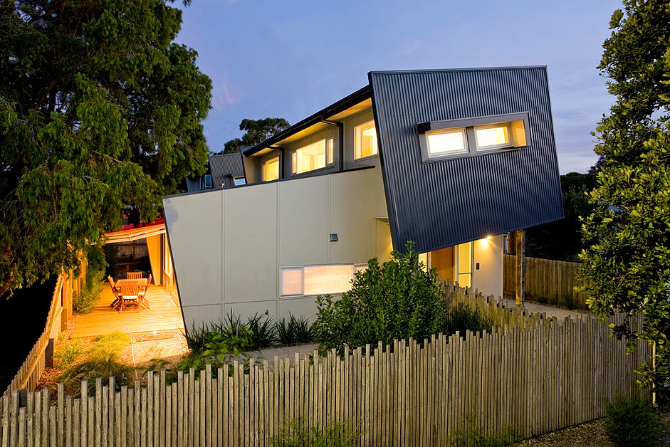 Third ecology geelong surfcoast architect for Beach house designs geelong