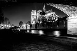 PARIS 7 N&B