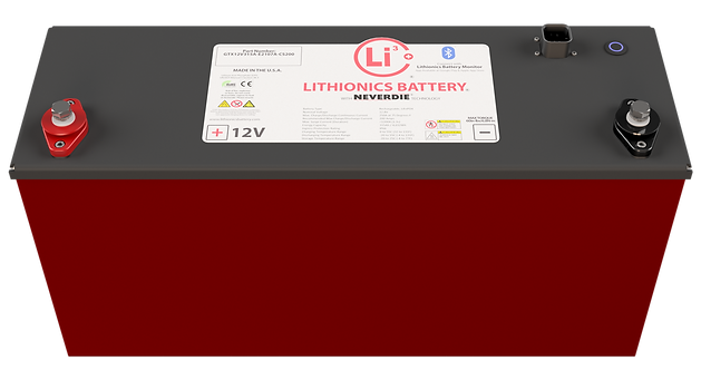 NOMAD III: LITHIONICS BATTERIES