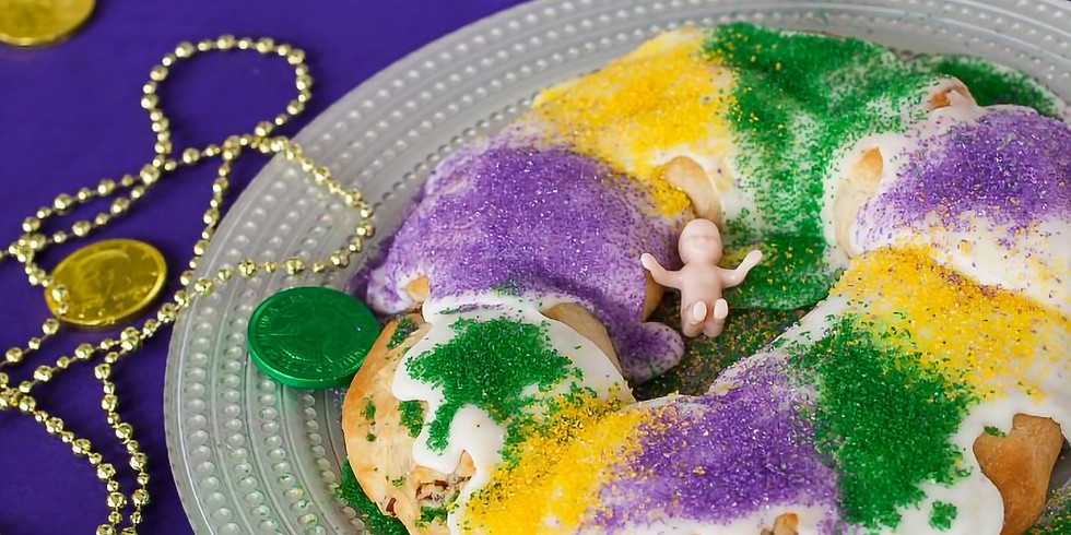 King Cakes for Mobile Meals