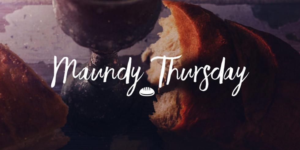 Maundy Thursday Dinner
