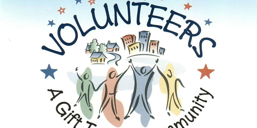 Volunteer Recognition Banquet