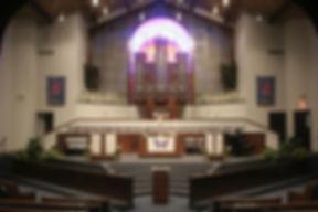 St. Matthew Sanctuary