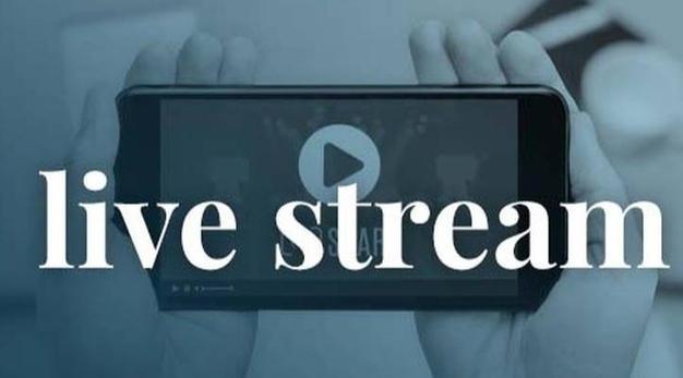 Live Stream at 11am