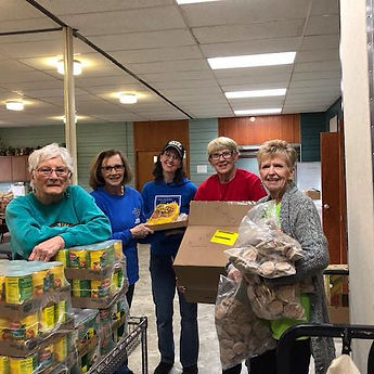 Mobile Meals at St. Matthew