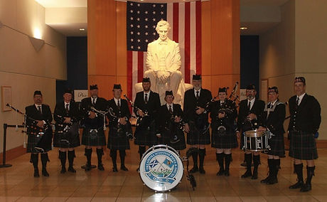 OK Scottish Pipes & Drums