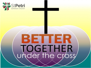 Better Together Under the Cross