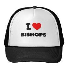 i_love_bishops hat