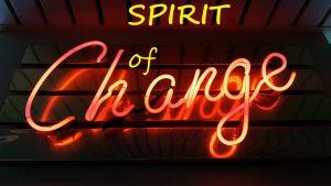The Spirit of Change
