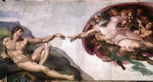 Cistene Chapel art
