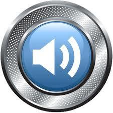 web audio button