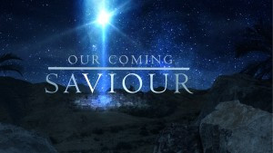 Our Coming Saviour landscape